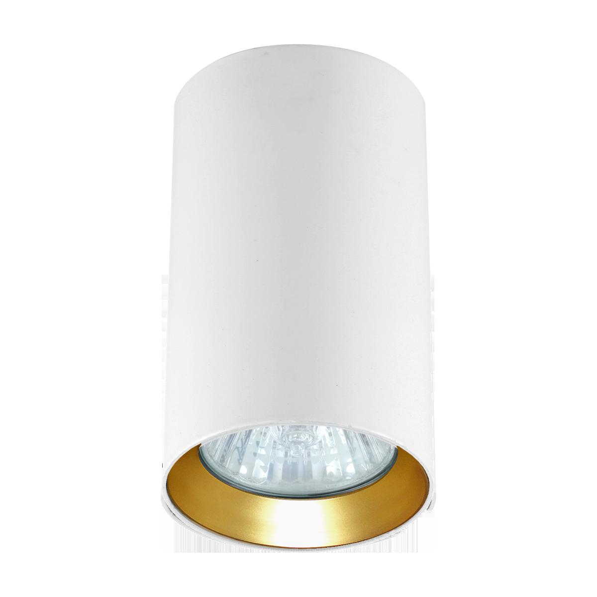 Downlight MANACOR 9 GU10 -złoty ring