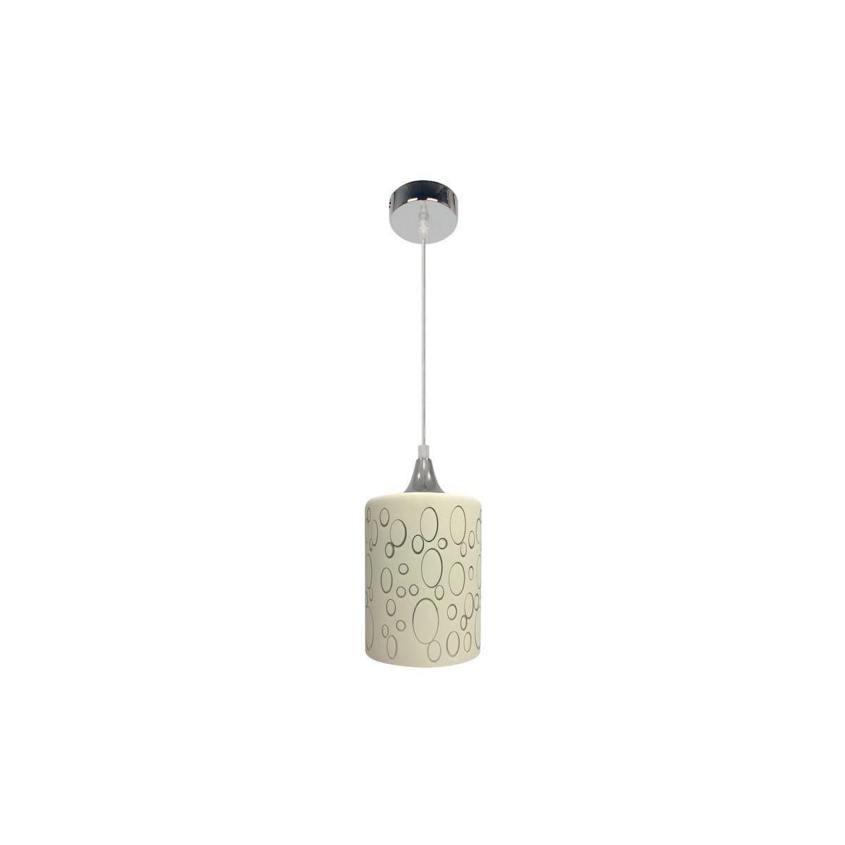 Lampa wisząca SAND 12 E27 -chrom