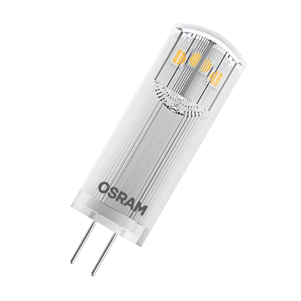 osram parathom led pin 20 1 8w 827 g4 12v 4058075811430. Black Bedroom Furniture Sets. Home Design Ideas