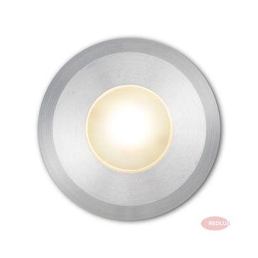ACCENT najazdowa stal nierdzewna LED 1W IP65