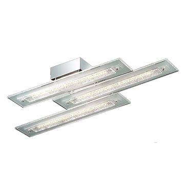 Lampa sufitowa Adamo LED 3x7,2W barwa ciepła -chrom