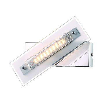 Kinkiet Adamo LED 4W barwa ciepła - chrom
