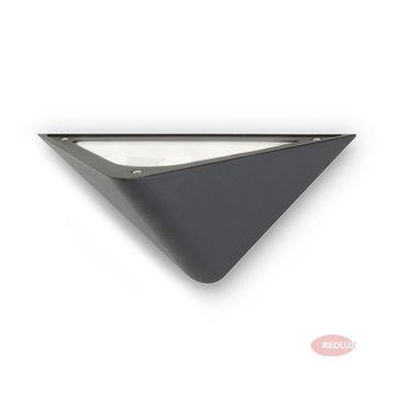 AERIE ścienna czarna LED 5x1W IP54