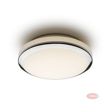 BALLA ścienna  chrom LED 24W IP44