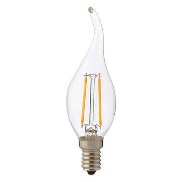 Żarówki LED płomyk FILAMENT E14 2W-4W