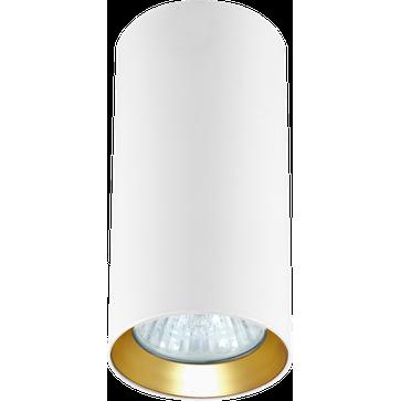 Downlight MANACOR 13 GU10 - złoty ring