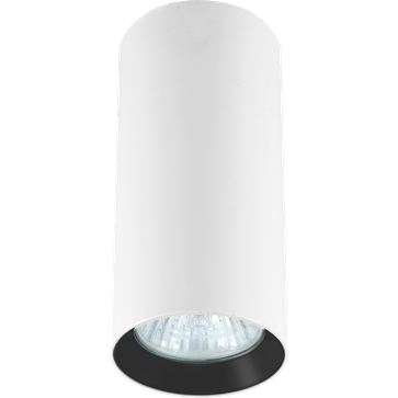 Downlight MANACOR 17 GU10 - czarny ring