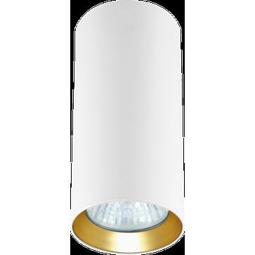 Downlight MANACOR 17 GU10 - złoty ring