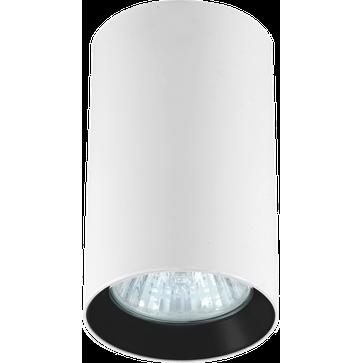 Downlight MANACOR 9 GU10 - czarny ring