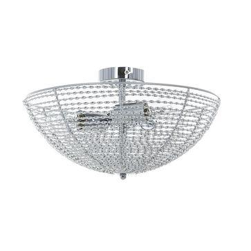 Lampa sufitowa Formo 3xE27 - chrom