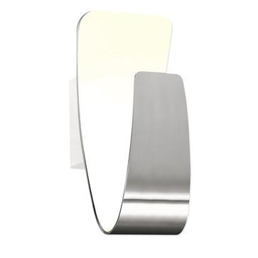 Kinkiet GONDOLA LED 5W chrom / biały
