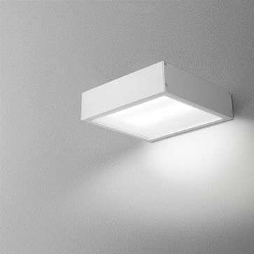 Kinkiet SLIMMER 17 LED hermetic 12,5W WW - biały