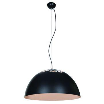 Lampa Aguila 1 E27 - czarna