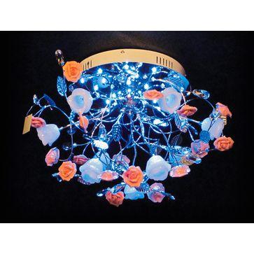 Lampy AMELIA G4 -chrom