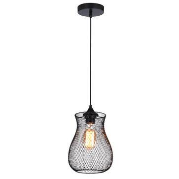 Lampy BRIKS zwis - czarne