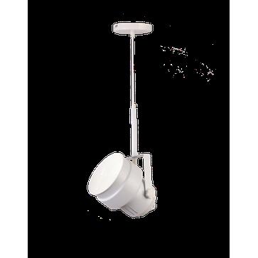 Lampa Forano E27 - biała