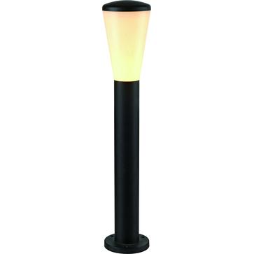 Lampa Gela E27 IP54 -czarna