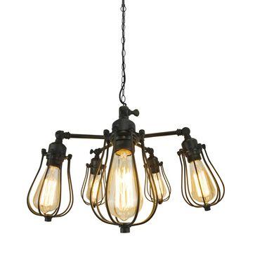 Lampy Wiszące Loft