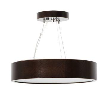 Lampa wisząca JASMIN 370-WE-H 2x60W - wenge