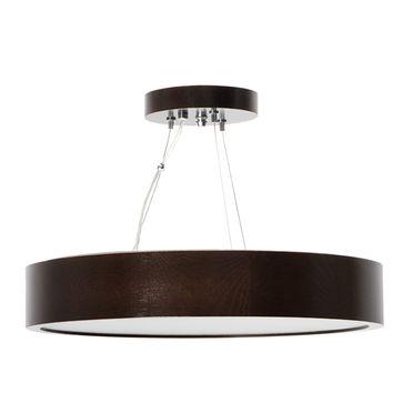 Lampa wisząca JASMIN 470-WE-H 3x60W - wenge