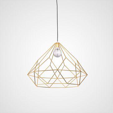 Lampy wiszące LOFT DIAMENT
