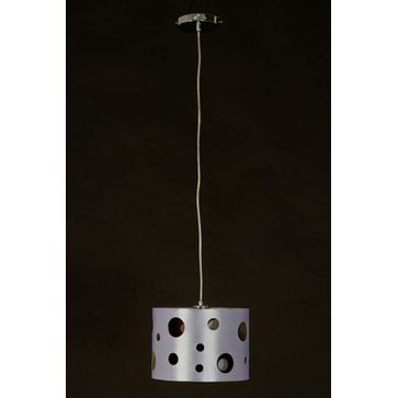 Lampa wisząca WING E27 - srebrna