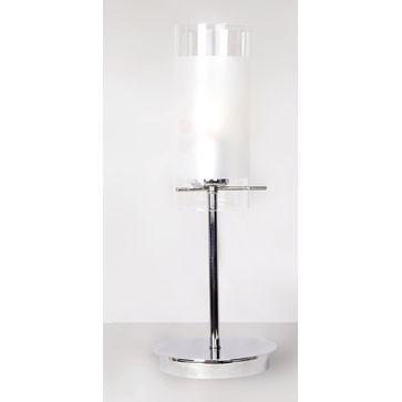 Lampka biurkowa BLEND E27 - chrom