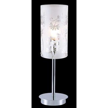 Lampka biurkowa SENSE E27 - chrom