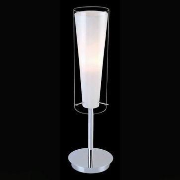 Lampka CAROLE E27 - chrom