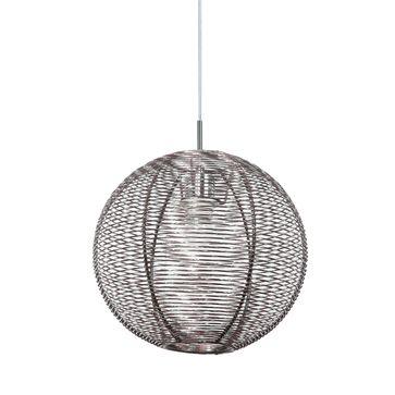 Lampa wisząca Matisa BR E27 -chrom