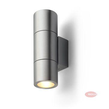 MICO II ścienna aluminium 2xG9 IP54