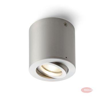 MOCCA sufitowa aluminium GU10