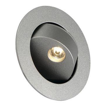 Oprawa schodowa GILA LED 3W -srebrnoszara