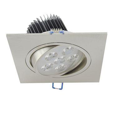 Oprawki regulowane HL674L LED 6x1W