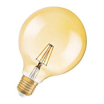 Vintage 1906 LED GLOBE 125 4W E27