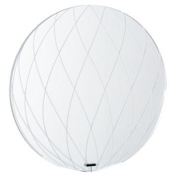 Paulmann klosz 3D MESH GLASS - biały