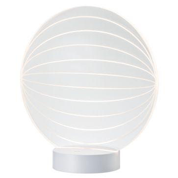 Paulmann klosz 3D TWINE GLASS - biały