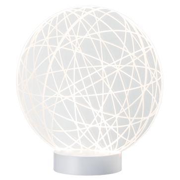 Paulmann klosz 3D WOOL GLASS - biały