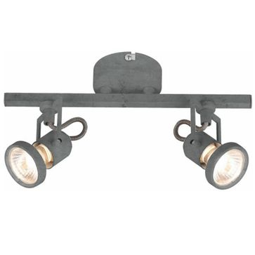 Reflektor CONCRETO GU10 2xLED 4,5W