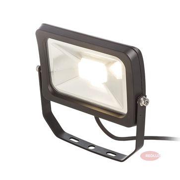 ROB reflektor czarna LED 20W IP65