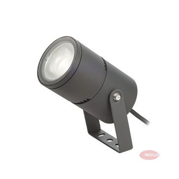 ROSS reflektor antracyt LED 9W IP65