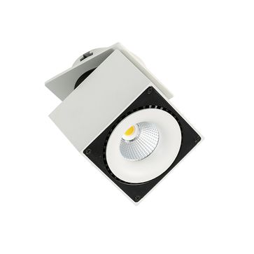 Downlight Sevilla Square Recessed LED 28W