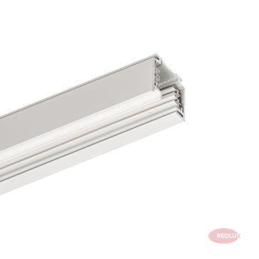 System szynowy Redlux EUTRAC 3-y fazowy - biały
