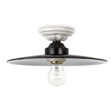 THPG Lampa ceramiczna/emaliowana E27