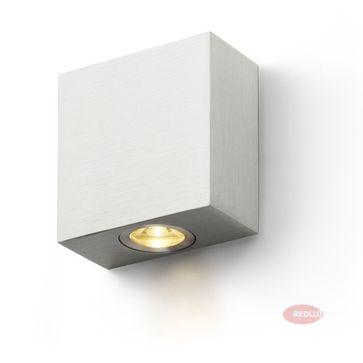 TICO I ścienna aluminium LED 1W
