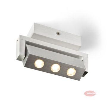TICO III kierunkowa  aluminium LED 3x1W