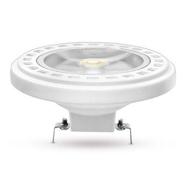 Żarówki LED AR111 COB 12V G53 15W 30°