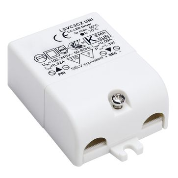 Zasilacze pradowe LED 350mA i 700mA do 18W