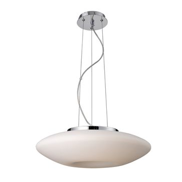 Lampa wisząca GRAHAM E27 -chrom